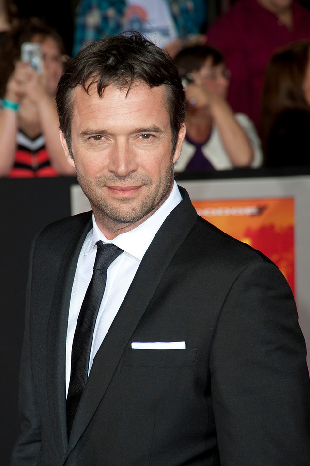 "LOS ANGELES, CA - FEBRUARY 22: Actor James Purefoy arrives at the world premiere of Disney's ""John Carter"" on Wednesday. February 22, 2012 at Regal Cinemas in downtown Los Angeles. Photo taken by Tom Sorensen/Moovieboy Pictures."