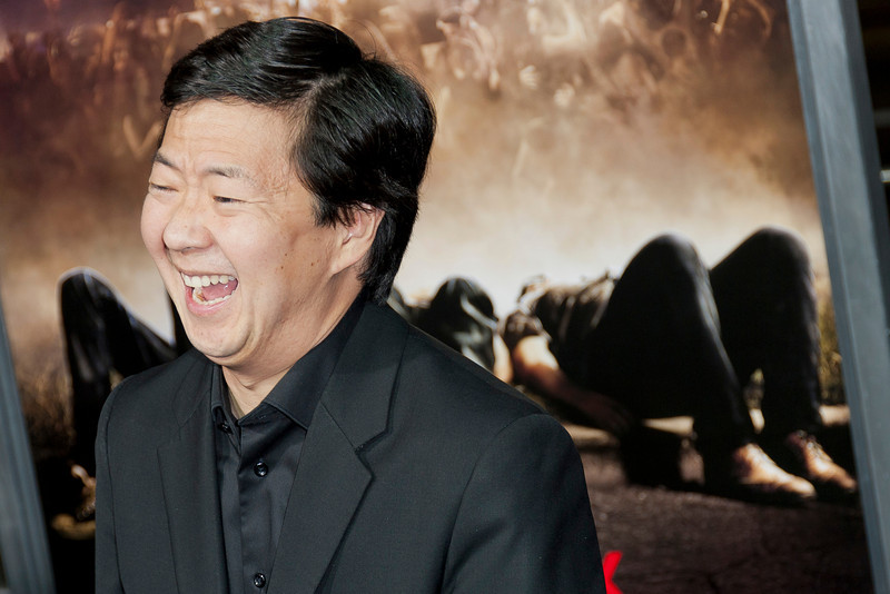 HOLLYWOOD, CA - FEBRUARY 29: Actor Ken Jeong attends the 'Project X' Los Angeles premiere held at the Grauman's Chinese Theatre on Wednesday, February 29, 2012 in Hollywood, California. Photo taken by Tom Sorensen/Moovieboy Pictures.