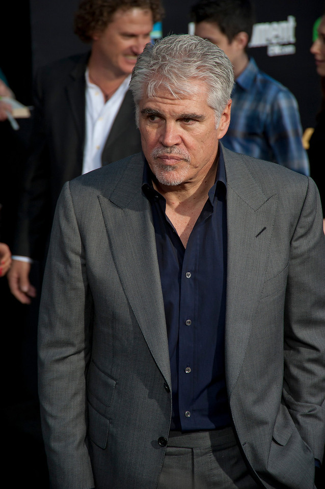 LOS ANGELES, CA - MARCH 12: Director Gary Ross arrives at the premiere of Lionsgate's 'The Hunger Games' at Nokia Theatre L.A. Live on Monday, March 12, 2012 in Los Angeles, California. Photo taken by Tom Sorensen/Moovieboy Pictures.