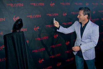 LOS ANGELES, CA - APRIL 23: Robert Herjavec arrives at the Los Angeles premiere of Relativity Media's 'The Raven' held at the Los Angeles Theatre on April 23, 2012 in Los Angeles, California. Photo taken by Tom Sorensen/Moovieboy Pictures.