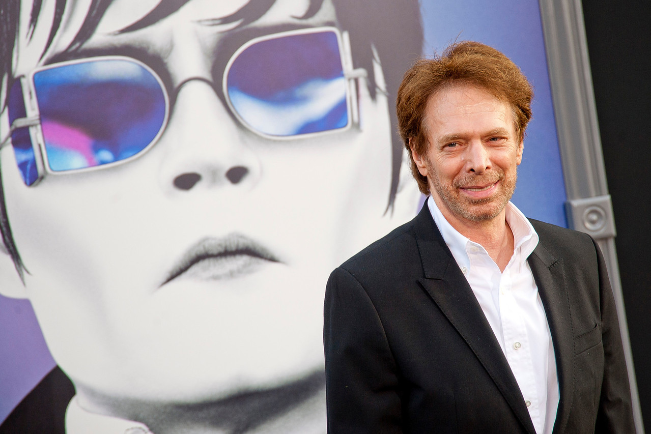 HOLLYWOOD, CA - MAY 07: Producer Jerry Bruckheimer arrives at the Los Angeles premiere of 'Dark Shadows' held at Grauman's Chinese Theatre on May 7, 2012 in Hollywood, California. (Photo by Tom Sorensen/Moovieboy Pictures)