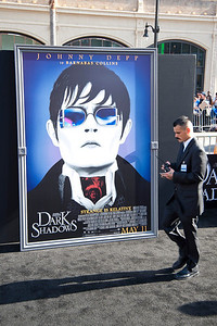 HOLLYWOOD, CA - MAY 07: Atmosphere at the Los Angeles premiere of 'Dark Shadows' held at Grauman's Chinese Theatre on May 7, 2012 in Hollywood, California. (Photo by Tom Sorensen/Moovieboy Pictures)