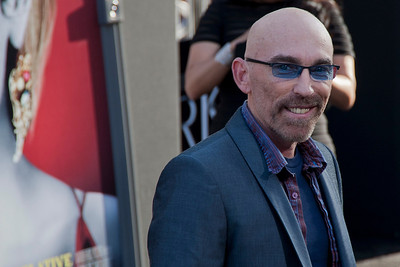 HOLLYWOOD, CA - MAY 07: Actor Jackie Earle Haley arrives at the Los Angeles premiere of 'Dark Shadows' held at Grauman's Chinese Theatre on May 7, 2012 in Hollywood, California. (Photo by Tom Sorensen/Moovieboy Pictures)