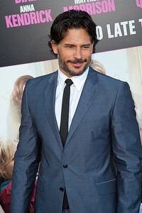 HOLLYWOOD, CA - MAY 14: Actor Joe Manganiello arrives at the Lionsgate Premiere of 'What To Expect When You're Expecting' at Grauman's Chinese Theatre on May 14, 2012 in Hollywood, California. (Photo by Tom Sorensen/Moovieboy Pictures)