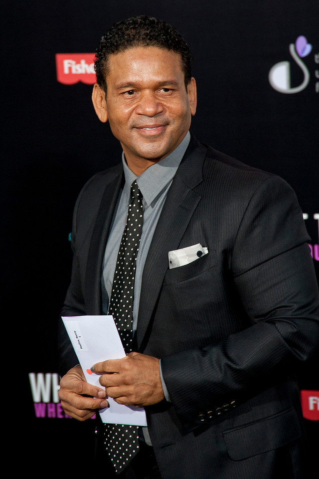 HOLLYWOOD, CA - MAY 14: Celebrity manager Benny Medina arrives at the Lionsgate Premiere of 'What To Expect When You're Expecting' at Grauman's Chinese Theatre on May 14, 2012 in Hollywood, California. (Photo by Tom Sorensen/Moovieboy Pictures)