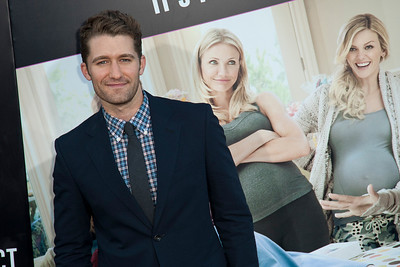 HOLLYWOOD, CA - MAY 14: Actor Matthew Morrison arrives at the Lionsgate Premiere of 'What To Expect When You're Expecting' at Grauman's Chinese Theatre on May 14, 2012 in Hollywood, California. (Photo by Tom Sorensen/Moovieboy Pictures)