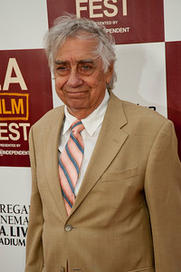 LOS ANGELES, CA: Actor Philip Baker Hall arrives at the 2012 Los Angeles Film Festival premiere of 'People Like Us' at Regal Cinemas L.A. LIVE Stadium 14 on June 15, 2012 in Los Angeles, California. (Photo by Tom Sorensen/Moovieboy Pictures)