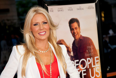 LOS ANGELES, CA:  Actress Gretchen Rossi arrives at the 2012 Los Angeles Film Festival premiere of 'People Like Us' at Regal Cinemas L.A. LIVE Stadium 14 on June 15, 2012 in Los Angeles, California. (Photo by Tom Sorensen/Moovieboy Pictures)
