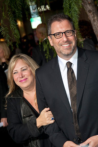 HOLLYWOOD, CA - FEBRUARY 06: Writer/Director Richard LaGravenese and wife attend the Los Angeles premiere of Warner Bros. Pictures' 'Beautiful Creatures' at TCL Chinese Theatre on Wednesday February 6, 2013 in Hollywood, California. (Photo by Tom Sorensen/Moovieboy Pictures)