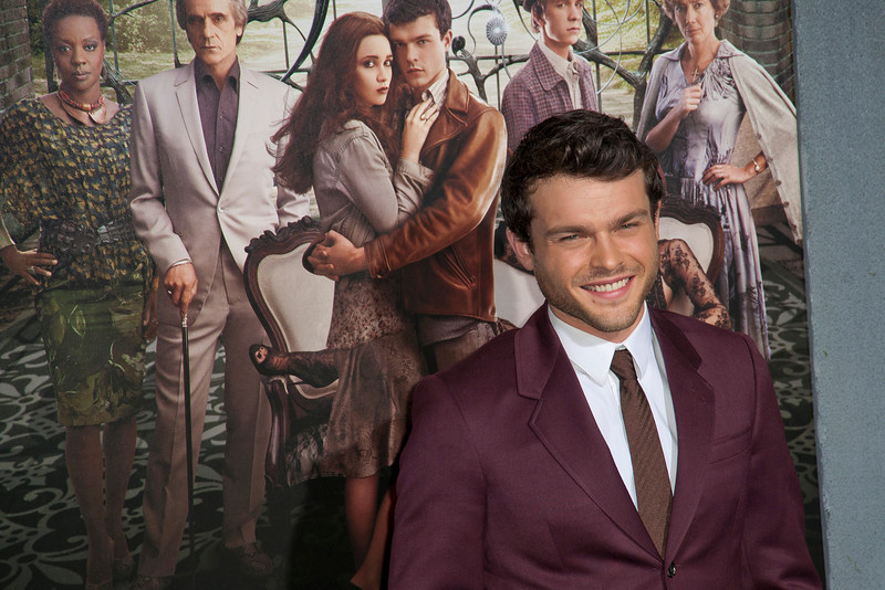 HOLLYWOOD, CA - FEBRUARY 06: Actor Alden Ehrenreich attends the Los Angeles premiere of Warner Bros. Pictures' 'Beautiful Creatures' at TCL Chinese Theatre on Wednesday February 6, 2013 in Hollywood, California. (Photo by Tom Sorensen/Moovieboy Pictures)