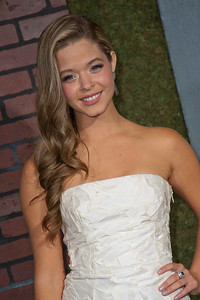 HOLLYWOOD, CA - FEBRUARY 06: Actress Sasha Pieterse attends the Los Angeles premiere of Warner Bros. Pictures' 'Beautiful Creatures' at TCL Chinese Theatre on Wednesday February 6, 2013 in Hollywood, California. (Photo by Tom Sorensen/Moovieboy Pictures)