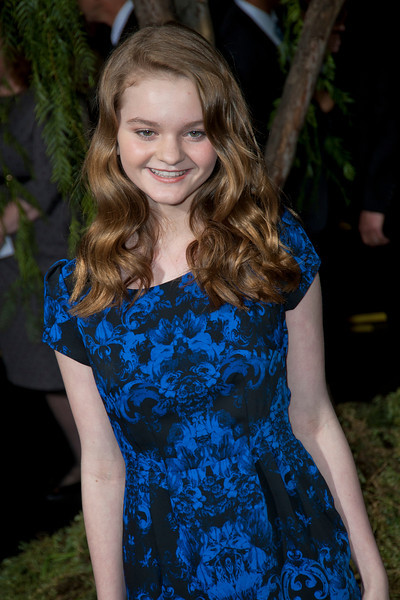 HOLLYWOOD, CA - FEBRUARY 06: Actress Kerris Dorsey attends the Los Angeles premiere of Warner Bros. Pictures' 'Beautiful Creatures' at TCL Chinese Theatre on Wednesday February 6, 2013 in Hollywood, California. (Photo by Tom Sorensen/Moovieboy Pictures)