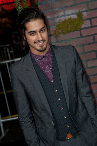 HOLLYWOOD, CA - FEBRUARY 06: Actor Avan Jogia attends the Los Angeles premiere of Warner Bros. Pictures' 'Beautiful Creatures' at TCL Chinese Theatre on Wednesday February 6, 2013 in Hollywood, California. (Photo by Tom Sorensen/Moovieboy Pictures)