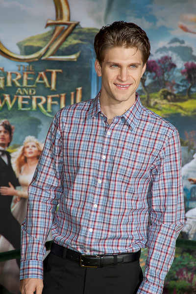 HOLLYWOOD; CA - FEBRUARY 13: Darren Keegan arrives at the world premiere of Walt Disney Pictures' 'Oz The Great And Powerful' at the El Capitan Theatre on Wednesday February 13; 2013 in Hollywood; California. (Photo by Tom Sorensen/Moovieboy Pictures)