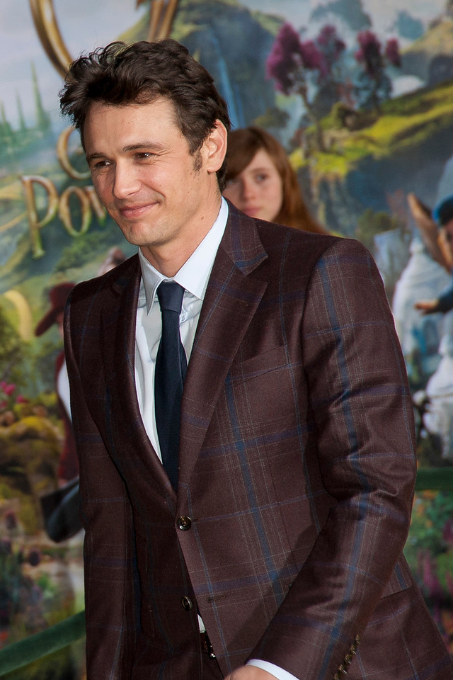 HOLLYWOOD; CA - FEBRUARY 13: Actor James Franco arrives at the world premiere of Walt Disney Pictures' 'Oz The Great And Powerful' at the El Capitan Theatre on Wednesday February 13; 2013 in Hollywood; California. (Photo by Tom Sorensen/Moovieboy Pictures)