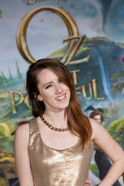 HOLLYWOOD; CA - FEBRUARY 13: Actress Shantiel Alexis Vasquez arrives at the world premiere of Walt Disney Pictures' 'Oz The Great And Powerful' at the El Capitan Theatre on Wednesday February 13; 2013 in Hollywood; California. (Photo by Tom Sorensen/Moovieboy Pictures)