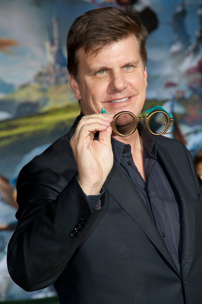 HOLLYWOOD; CA - FEBRUARY 13: Michael Lewis Co-founder and CEO; RealD arrives at the world premiere of Walt Disney Pictures' 'Oz The Great And Powerful' at the El Capitan Theatre on Wednesday February 13; 2013 in Hollywood; California. (Photo by Tom Sorensen/Moovieboy Pictures)