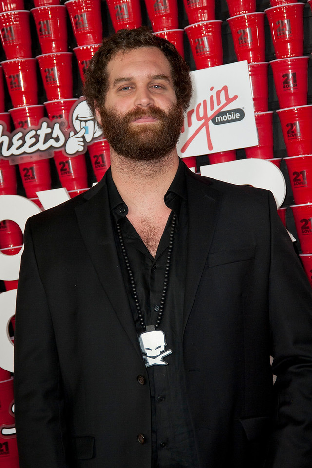 WESTWOOD, CA - FEBRUARY 21: Harley Morenstein attends Relativity Media's '21 and Over' premiere at Westwood Village Theatre on Thursday, February 21, 2013 in Westwood, California. (Photo by Tom Sorensen/Moovieboy Pictures)