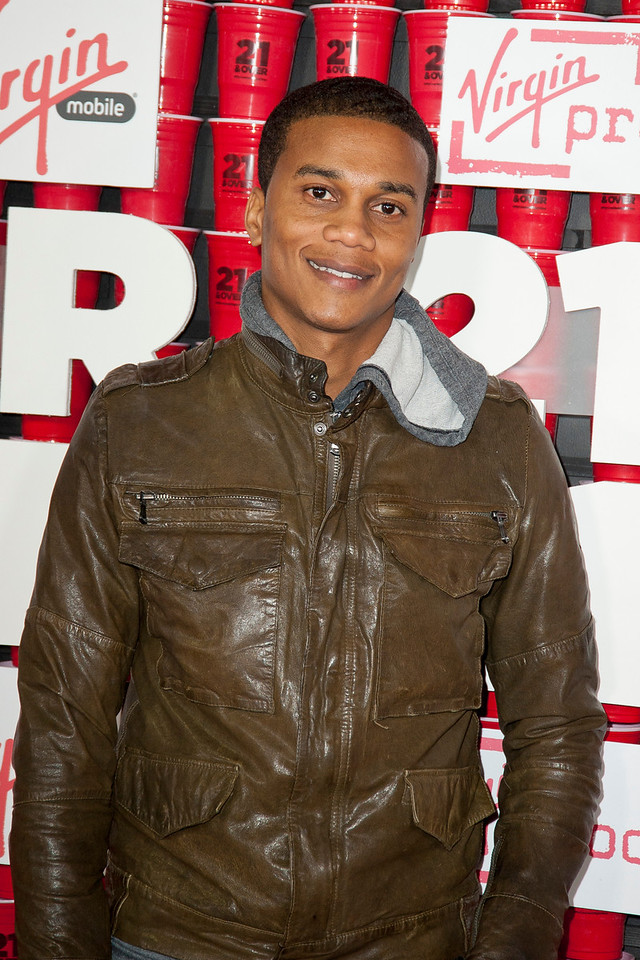 WESTWOOD, CA - FEBRUARY 21: Cory Hardrict attends Relativity Media's '21 and Over' premiere at Westwood Village Theatre on Thursday, February 21, 2013 in Westwood, California. (Photo by Tom Sorensen/Moovieboy Pictures)