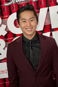 WESTWOOD, CA - FEBRUARY 21: Actor Justin Chon attends Relativity Media's '21 and Over' premiere at Westwood Village Theatre on Thursday, February 21, 2013 in Westwood, California. (Photo by Tom Sorensen/Moovieboy Pictures)