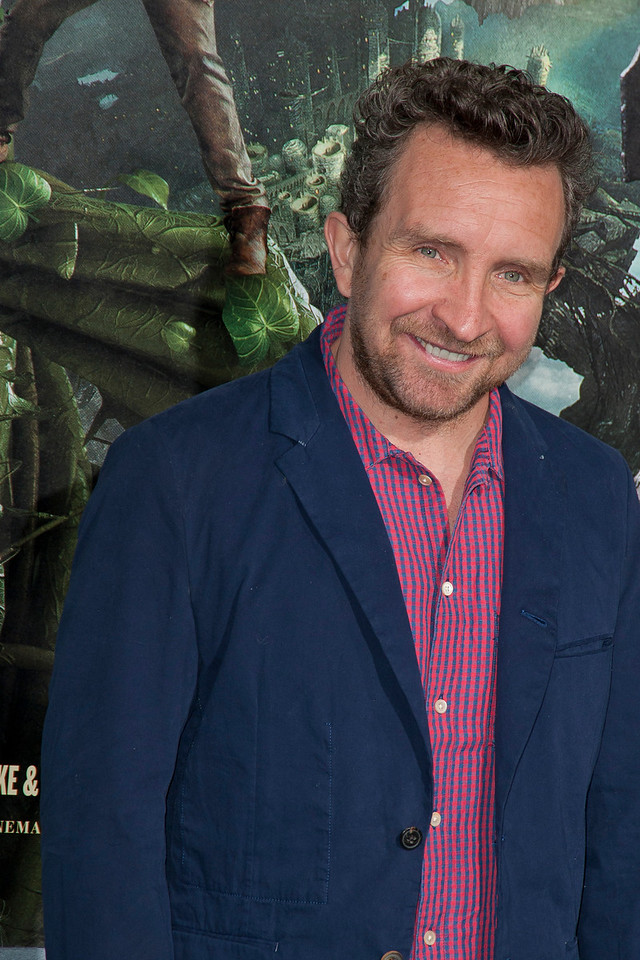 HOLLYWOOD, CA - FEBRUARY 26: Actor Eddie Marsan attends the premiere of New Line Cinema's 'Jack The Giant Slayer' at TCL Chinese Theatre on Tuesday, February 26, 2013 in Hollywood, California. (Photo by Tom Sorensen/Moovieboy Pictures)