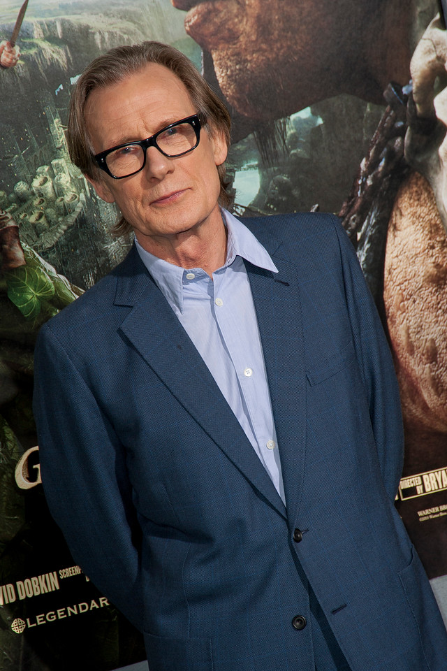 HOLLYWOOD, CA - FEBRUARY 26: Actor Bill Nighy attends the premiere of New Line Cinema's 'Jack The Giant Slayer' at TCL Chinese Theatre on Tuesday, February 26, 2013 in Hollywood, California. (Photo by Tom Sorensen/Moovieboy Pictures)