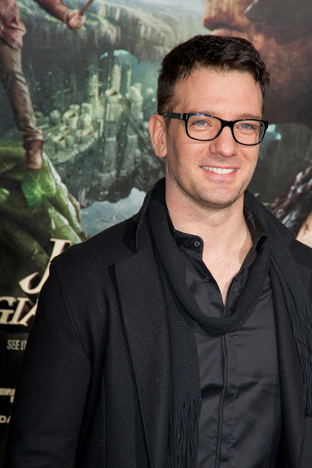HOLLYWOOD, CA - FEBRUARY 26: Singer JC Chasez attends the premiere of New Line Cinema's 'Jack The Giant Slayer' at TCL Chinese Theatre on Tuesday, February 26, 2013 in Hollywood, California. (Photo by Tom Sorensen/Moovieboy Pictures)