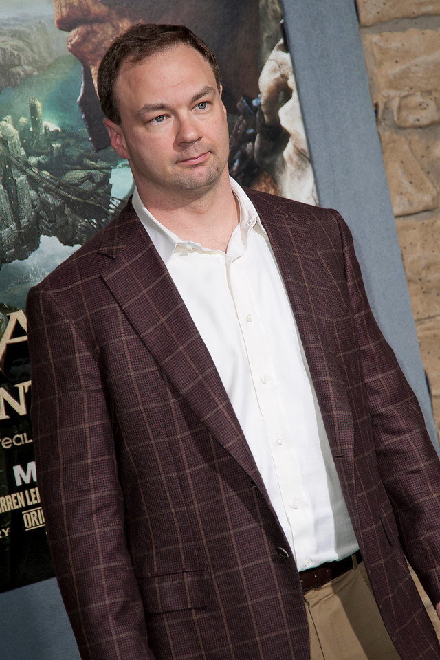 HOLLYWOOD, CA - FEBRUARY 26: Legendary Entertainment, Thomas Tull attends the premiere of New Line Cinema's 'Jack The Giant Slayer' at TCL Chinese Theatre on Tuesday, February 26, 2013 in Hollywood, California. (Photo by Tom Sorensen/Moovieboy Pictures)
