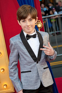 HOLLYWOOD, CA - MARCH 11: Actor Mason Cook attends the premiere of Warner Bros. Pictures' 'The Incredible Burt Wonderstone' at TCL Chinese Theatre on Monday, March 11, 2013 in Hollywood, California. (Photo by Tom Sorensen/Moovieboy Pictures)