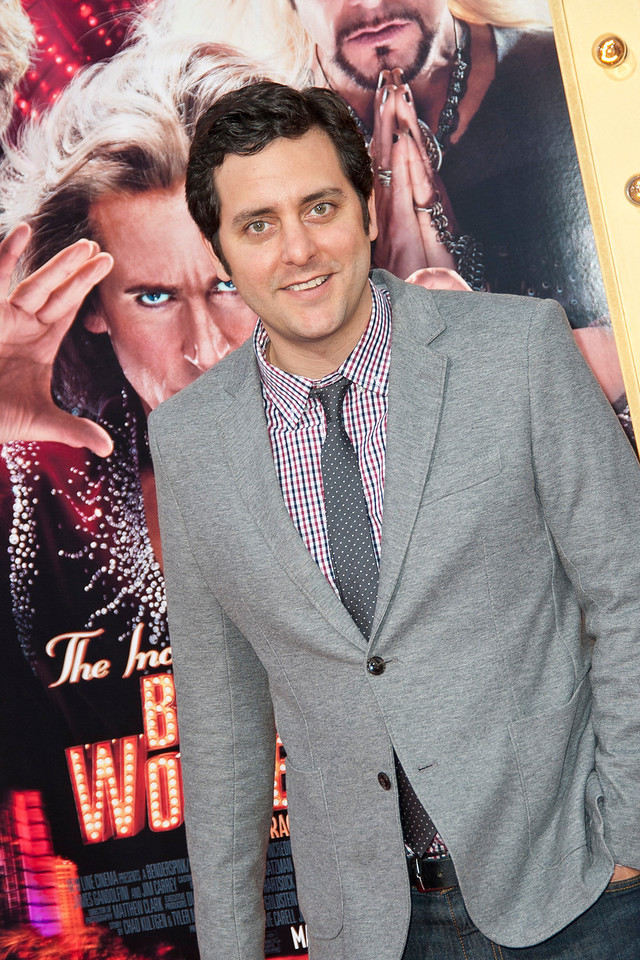 HOLLYWOOD, CA - MARCH 11: Actor Ben Gleib attends the premiere of Warner Bros. Pictures' 'The Incredible Burt Wonderstone' at TCL Chinese Theatre on Monday, March 11, 2013 in Hollywood, California. (Photo by Tom Sorensen/Moovieboy Pictures)