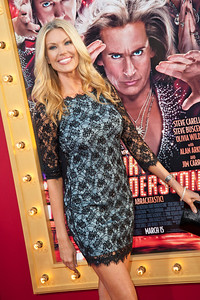 HOLLYWOOD, CA - MARCH 11: Jessica McClain attends the premiere of Warner Bros. Pictures' 'The Incredible Burt Wonderstone' at TCL Chinese Theatre on Monday, March 11, 2013 in Hollywood, California. (Photo by Tom Sorensen/Moovieboy Pictures)