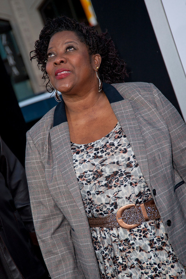 HOLLYWOOD, CA - APRIL 09: Actress Loretta Devine attends the Los Angeles Premiere of Warner Bros. Pictures' and Legendary Pictures' '42' at TCL Chinese Theatre on Tuesday, April 9, 2013 in Hollywood, California. (Photo by Tom Sorensen/Moovieboy Pictures)