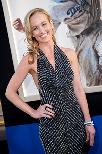 HOLLYWOOD, CA - APRIL 09: Actress Kelley Jackie attends the Los Angeles Premiere of Warner Bros. Pictures' and Legendary Pictures' '42' at TCL Chinese Theatre on Tuesday, April 9, 2013 in Hollywood, California. (Photo by Tom Sorensen/Moovieboy Pictures)