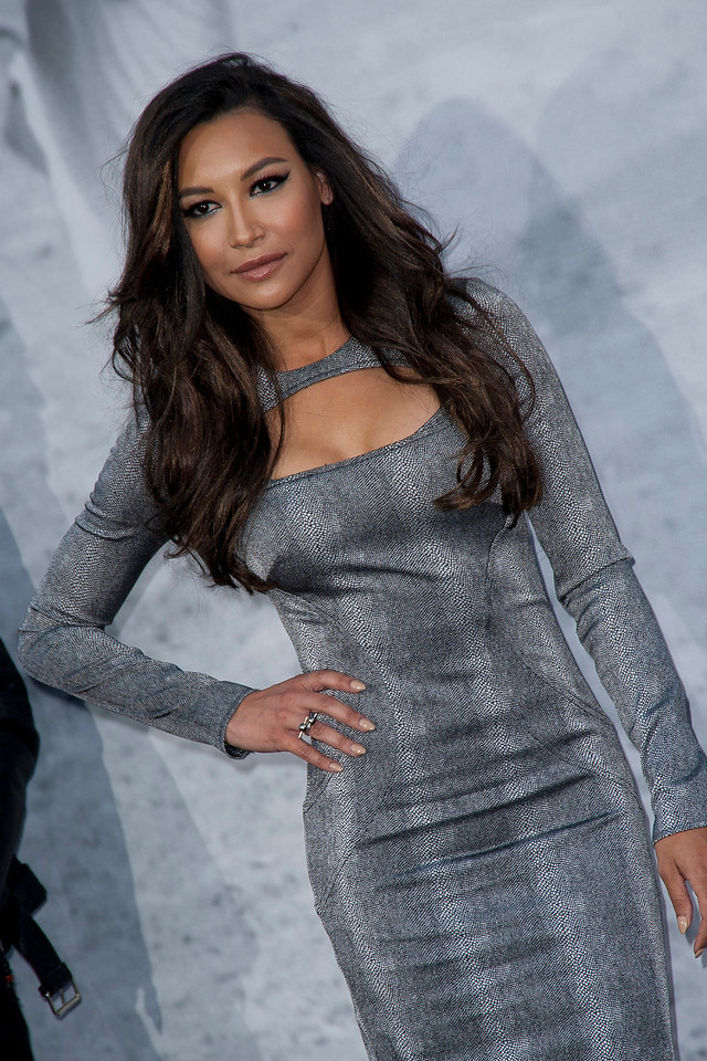 HOLLYWOOD, CA - APRIL 09: Actress Naya Rivera attends the Los Angeles Premiere of Warner Bros. Pictures' and Legendary Pictures' '42' at TCL Chinese Theatre on Tuesday, April 9, 2013 in Hollywood, California. (Photo by Tom Sorensen/Moovieboy Pictures)