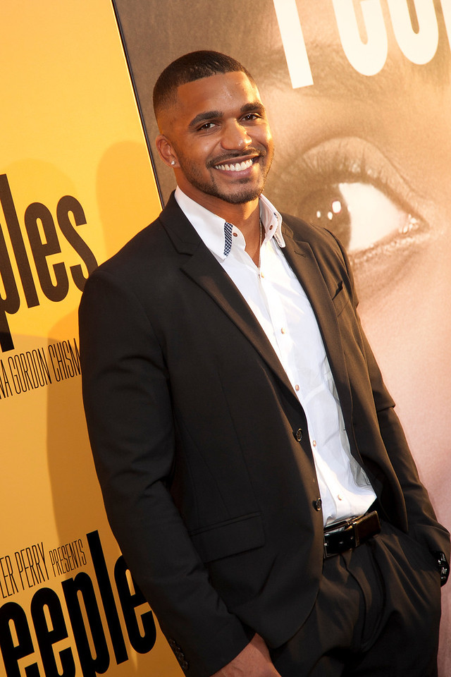 HOLLYWOOD, CA - MAY 08: Actor Tyler Lepley attends the premiere of 'Peeples' presented by Lionsgate Film and Tyler Perry at ArcLight Hollywood on Wednesday, May 8, 2013 in Hollywood, California. (Photo by Tom Sorensen/Moovieboy Pictures)