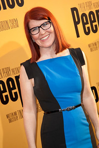 HOLLYWOOD, CA - MAY 08: Actress Kate Flannery attends the premiere of 'Peeples' presented by Lionsgate Film and Tyler Perry at ArcLight Hollywood on Wednesday, May 8, 2013 in Hollywood, California. (Photo by Tom Sorensen/Moovieboy Pictures)