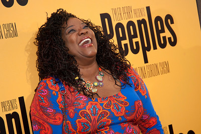 HOLLYWOOD, CA - MAY 08: Actress Loretta Devine attends the premiere of 'Peeples' presented by Lionsgate Film and Tyler Perry at ArcLight Hollywood on Wednesday, May 8, 2013 in Hollywood, California. (Photo by Tom Sorensen/Moovieboy Pictures)