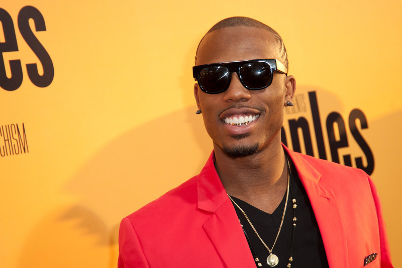 HOLLYWOOD, CA - MAY 08: Musician B.o.B. attends the premiere of 'Peeples' presented by Lionsgate Film and Tyler Perry at ArcLight Hollywood on Wednesday, May 8, 2013 in Hollywood, California. (Photo by Tom Sorensen/Moovieboy Pictures)