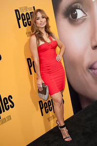 HOLLYWOOD, CA - MAY 08: Actress Zulay Henao attends the premiere of 'Peeples' presented by Lionsgate Film and Tyler Perry at ArcLight Hollywood on Wednesday, May 8, 2013 in Hollywood, California. (Photo by Tom Sorensen/Moovieboy Pictures)