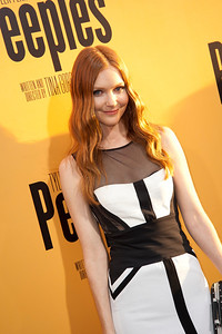 HOLLYWOOD, CA - MAY 08: Actress Darby Stanchfield attends the premiere of 'Peeples' presented by Lionsgate Film and Tyler Perry at ArcLight Hollywood on Wednesday, May 8, 2013 in Hollywood, California. (Photo by Tom Sorensen/Moovieboy Pictures)