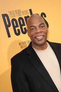 HOLLYWOOD, CA - MAY 08: Actor Alonzo Bodden attends the premiere of 'Peeples' presented by Lionsgate Film and Tyler Perry at ArcLight Hollywood on Wednesday, May 8, 2013 in Hollywood, California. (Photo by Tom Sorensen/Moovieboy Pictures)
