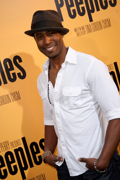 HOLLYWOOD, CA - MAY 08: Actor Gavin Houston attends the premiere of 'Peeples' presented by Lionsgate Film and Tyler Perry at ArcLight Hollywood on Wednesday, May 8, 2013 in Hollywood, California. (Photo by Tom Sorensen/Moovieboy Pictures)