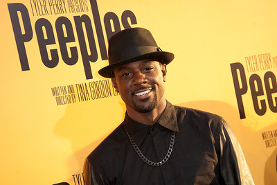 HOLLYWOOD, CA - MAY 08: Lance Gross attends the premiere of 'Peeples' presented by Lionsgate Film and Tyler Perry at ArcLight Hollywood on Wednesday, May 8, 2013 in Hollywood, California. (Photo by Tom Sorensen/Moovieboy Pictures)