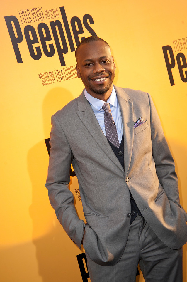HOLLYWOOD, CA - MAY 08: Actor Malcom Barrett attends the premiere of 'Peeples' presented by Lionsgate Film and Tyler Perry at ArcLight Hollywood on Wednesday, May 8, 2013 in Hollywood, California. (Photo by Tom Sorensen/Moovieboy Pictures)