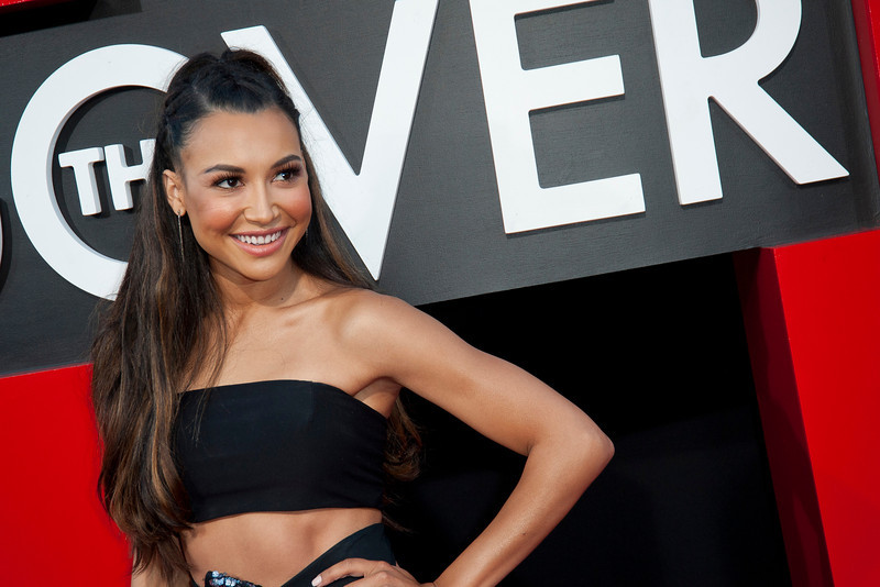 WESTWOOD, CA - MAY 20: Actress Naya Rivera attends the premiere of Warner Bros. Pictures' 'Hangover Part 3' at Westwood Village Theater on Monday, May 20, 2013 in Westwood, California. (Photo by Tom Sorensen/Moovieboy Pictures)