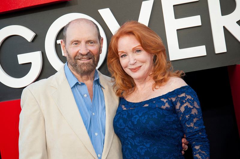 WESTWOOD, CA - MAY 20: Director Alan J. Levi (L) and wife/actress Sondra Currie attend the premiere of Warner Bros. Pictures' 'Hangover Part 3' at Westwood Village Theater on Monday, May 20, 2013 in Westwood, California. (Photo by Tom Sorensen/Moovieboy Pictures)