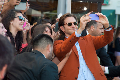 WESTWOOD, CA - MAY 20: Actor Bradley Cooper attends the premiere of Warner Bros. Pictures' 'Hangover Part 3' at Westwood Village Theater on Monday, May 20, 2013 in Westwood, California. (Photo by Tom Sorensen/Moovieboy Pictures)