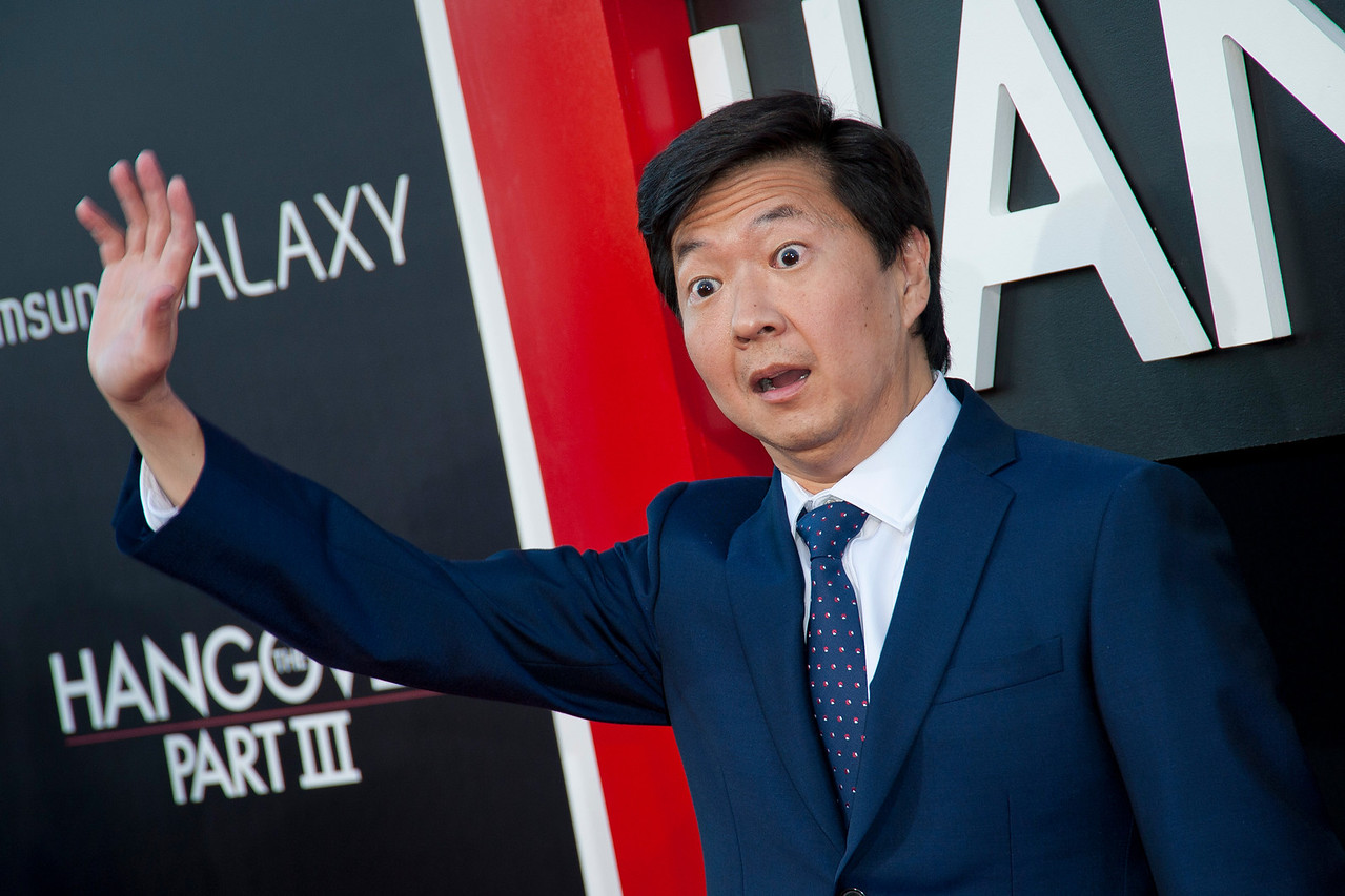 WESTWOOD, CA - MAY 20: Actor Ken Jeong attends the premiere of Warner Bros. Pictures' 'Hangover Part 3' at Westwood Village Theater on Monday, May 20, 2013 in Westwood, California. (Photo by Tom Sorensen/Moovieboy Pictures)