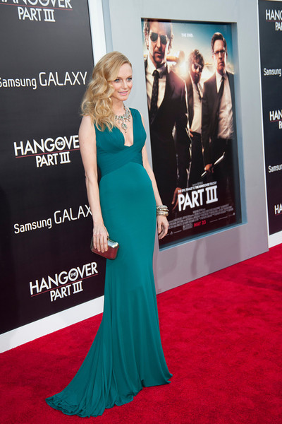 WESTWOOD, CA - MAY 20: Actress Heather Graham attends the premiere of Warner Bros. Pictures' 'Hangover Part 3' at Westwood Village Theater on Monday, May 20, 2013 in Westwood, California. (Photo by Tom Sorensen/Moovieboy Pictures)