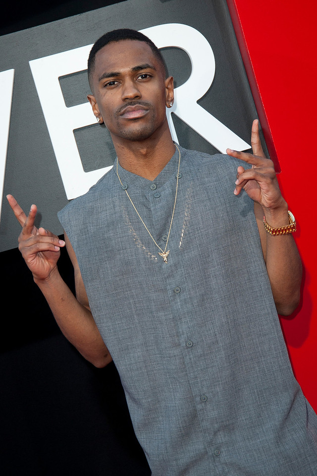 WESTWOOD, CA - MAY 20: Musician Big Sean attends the premiere of Warner Bros. Pictures' 'Hangover Part 3' at Westwood Village Theater on Monday, May 20, 2013 in Westwood, California. (Photo by Tom Sorensen/Moovieboy Pictures)
